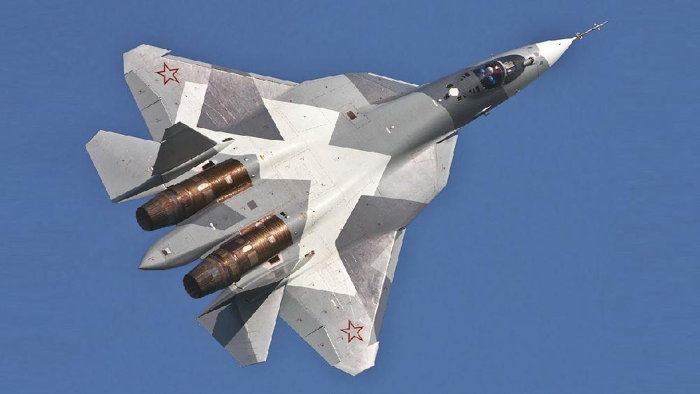 Ρωσία: Συνετρίβη το πρώτο ρωσικό υπερηχητικό 5ης γενιάς Su-57