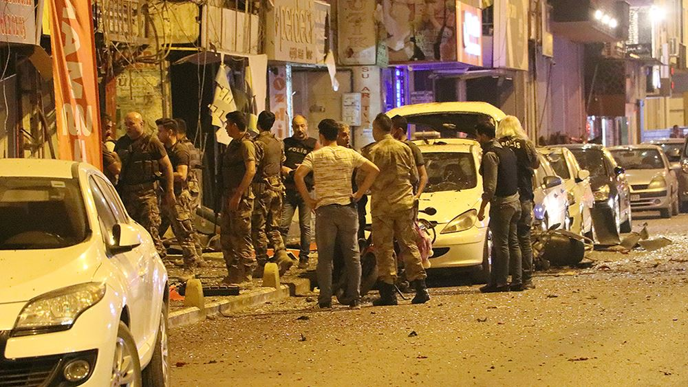 Σφοδρή έκρηξη συντάραξε την Αλεξανδρέττα: Για δύο τρομοκράτες νεκρούς μιλά το Anadolu