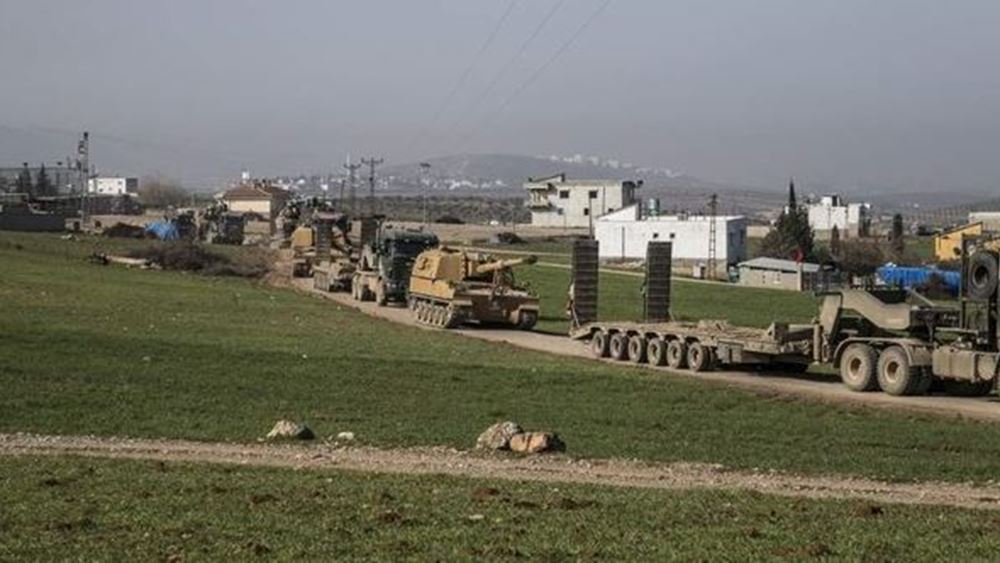 Συρία: Νεκροί δύο Τούρκοι στρατιώτες από βομβιστική επίθεση στην Ιντλίμπ