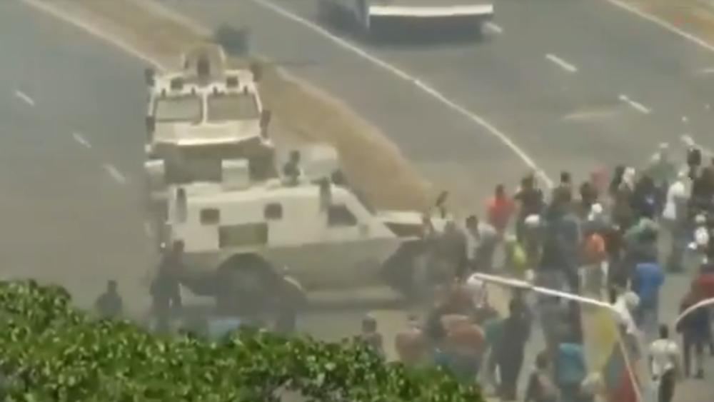 Καταγγελία της Ύπατης Αρμοστείας του ΟΗΕ για τάγματα θανάτου στη Βενεζουέλα