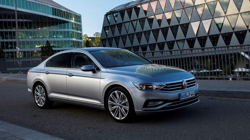 To νέο Volkswagen Passat στην Ελλάδα