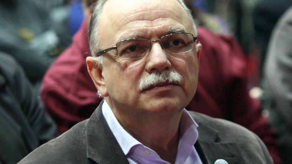 Παπαδημούλης: Αυτό που προέχει είναι η δημοκρατική πανστρατιά για την ήττα της Λεπέν