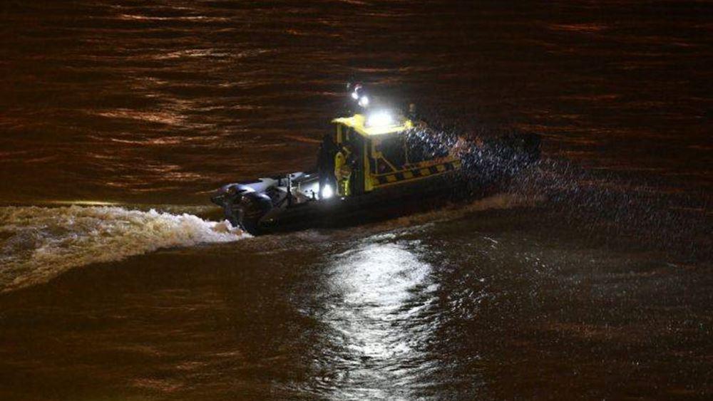 Ανατράπηκε στον Δούναβη βάρκα στην οποία επέβαιναν μετανάστες