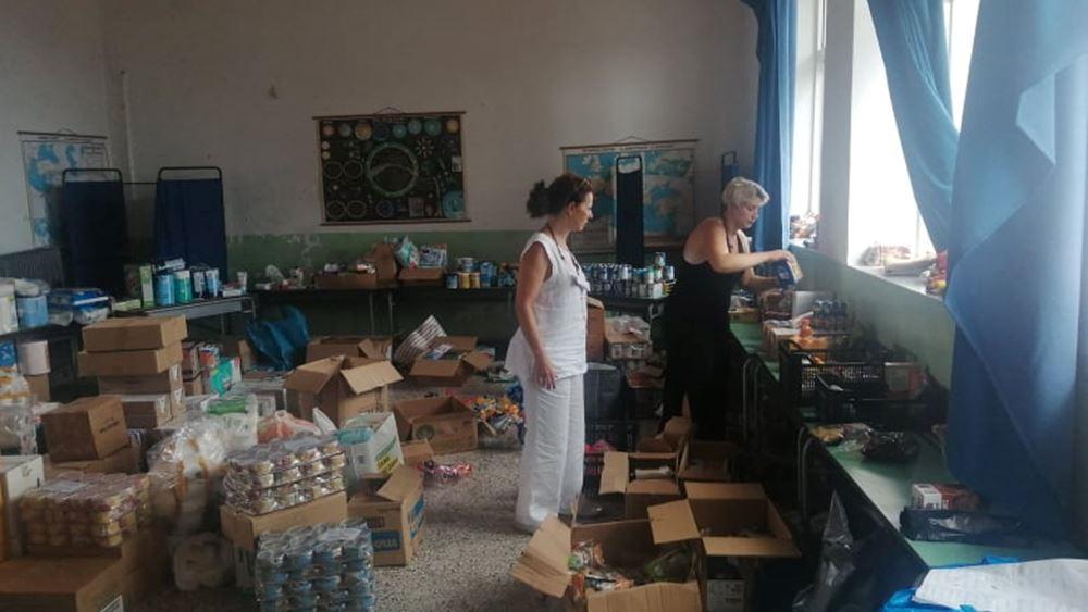 Δεύτερο κύμα αλληλεγγύης στην Εύβοια από την Περιφέρεια Αττικής