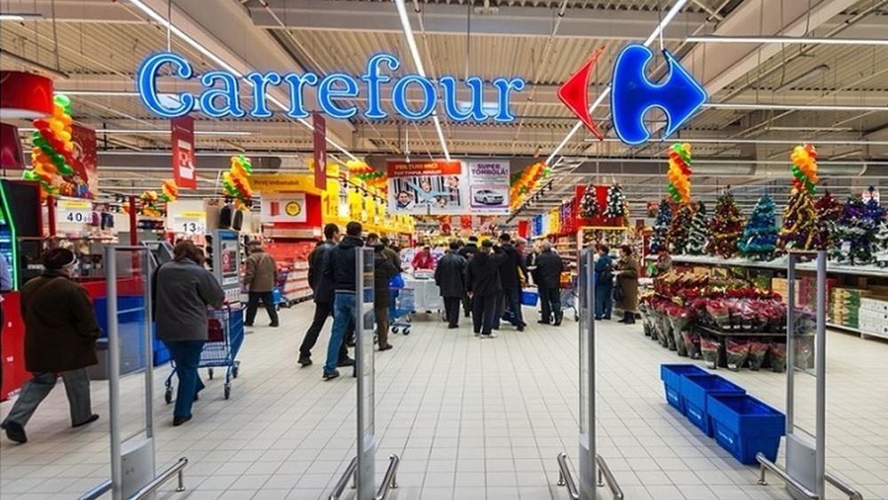 Η Carrefour πουλά μερίδιο πλειοψηφίας στην κινεζική της μονάδα