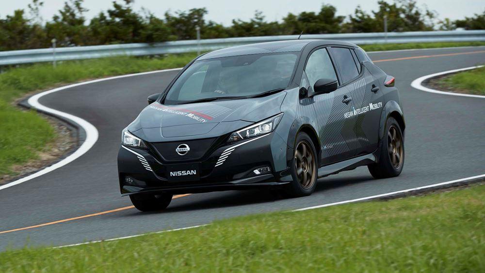 Νέα πρωτοποριακή τεχνολογία από τη Nissan