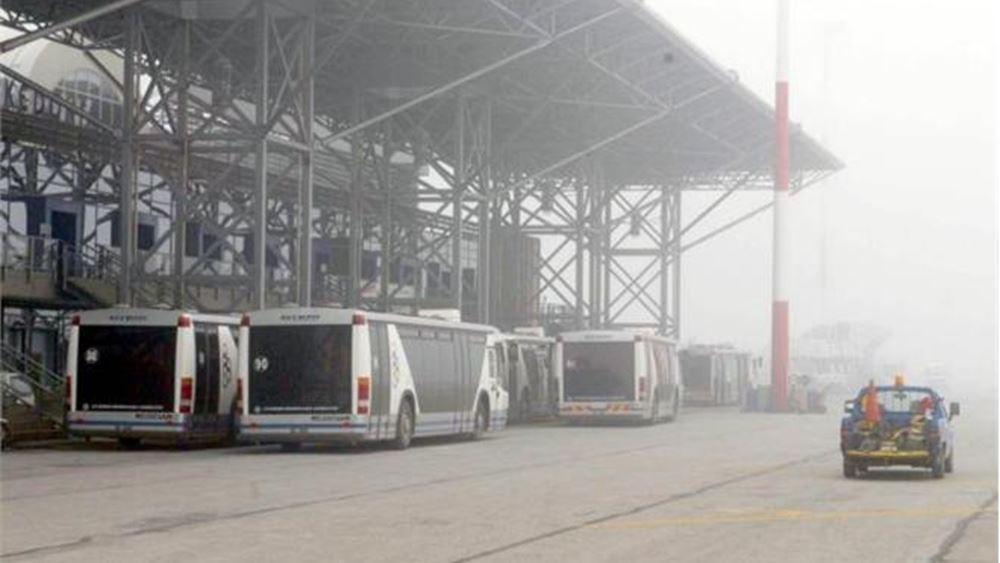 """Με ασφάλεια προσγειώθηκε εκτάκτως στο αεροδρόμιο """"Μακεδονία"""" αεροσκάφος που εκτελούσε την πτήση Βερολίνο-Αθήνα"""