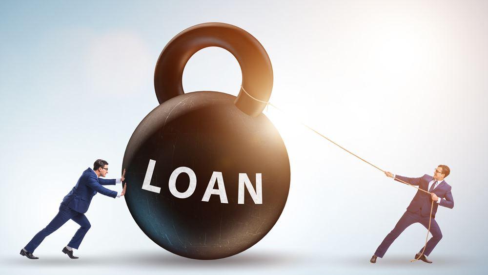 'Βαρίδι» για τις τράπεζες δάνεια περίπου 8,5 δισ. ευρώ
