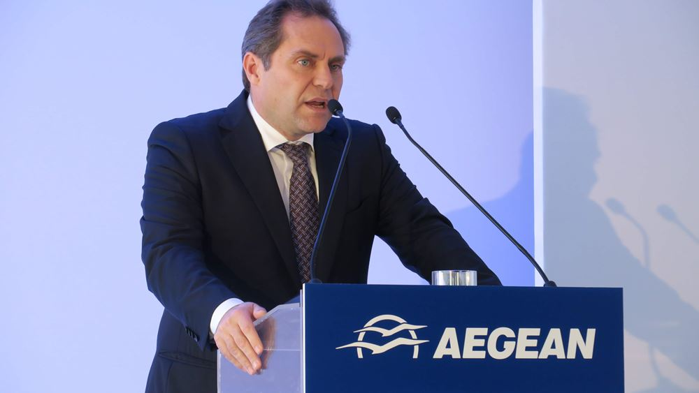 Aegean Airlines expects 2020 to be the worst year in its 21-year history