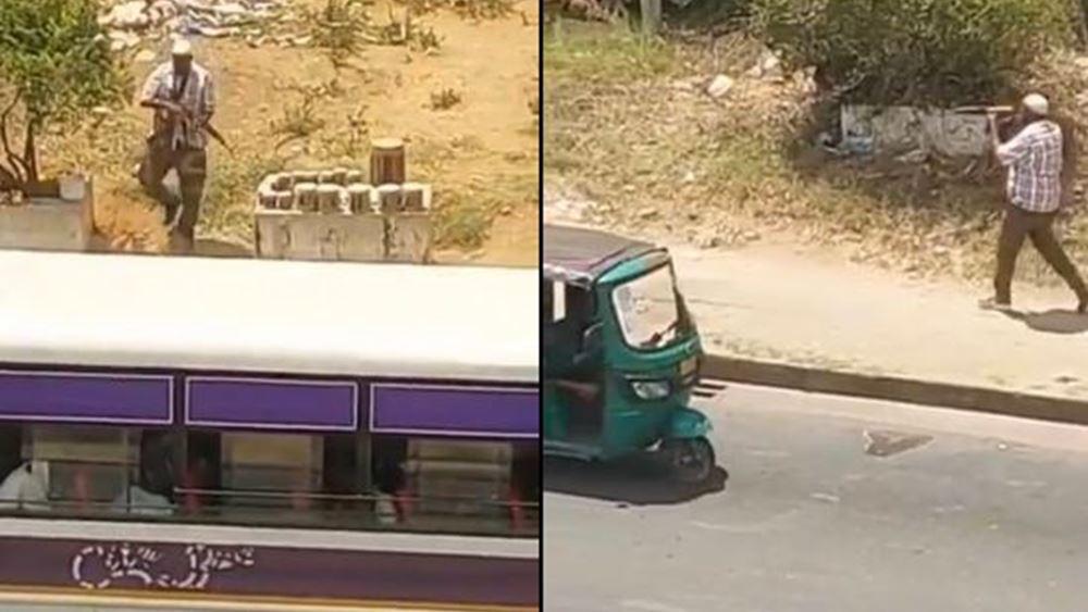Ένοπλος σκότωσε τρεις αστυνομικούς και έναν φύλακα κοντά στη γαλλική πρεσβεία στην Τανζανία