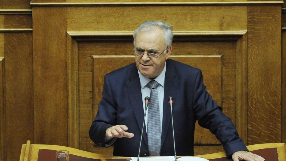 Γ. Δραγασάκης για Ιταλία: Αν οι αναταράξεις ενταθούν, θα δοκιμαστούν οι αντοχές κάθε χώρας