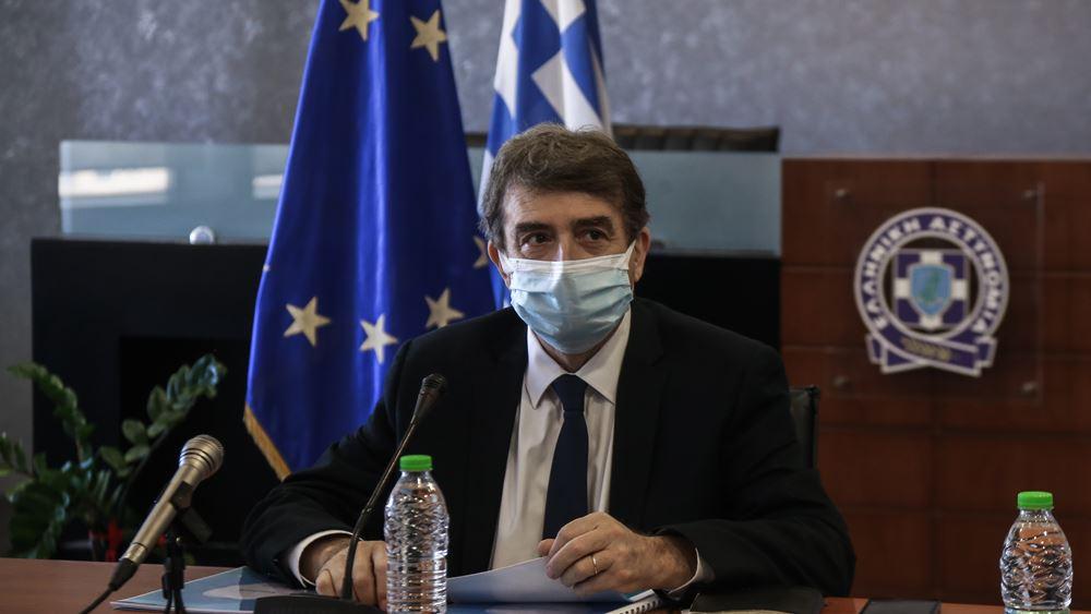 Μιχάλης Χρυσοχοΐδης: Ο ΣΥΡΙΖΑ συνεχίζει να κατρακυλά