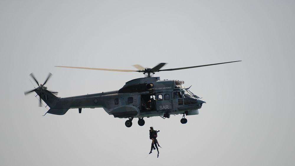 Ξεκινά αύριο η αεροναυτική άσκηση Ελλάδας- Αιγύπτου