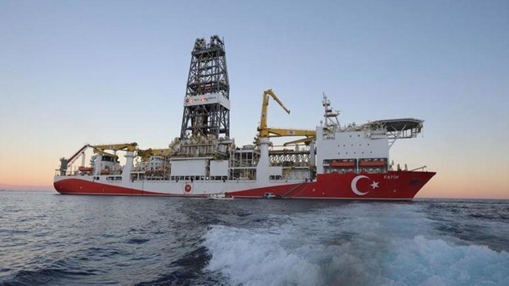 Νέο διάταγμα Ερντογάν: Πέντε γεωτρήσεις σε Αν. Μεσόγειο και Κατεχόμενα το 2020
