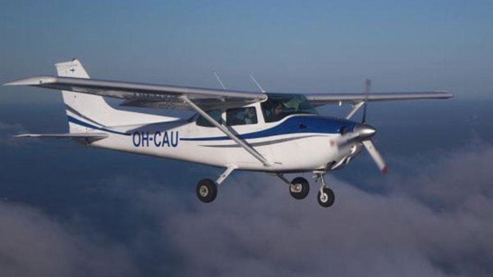 Δύο νεκροί από την πτώση μικρού αεροσκάφους κοντά στη Σάμο