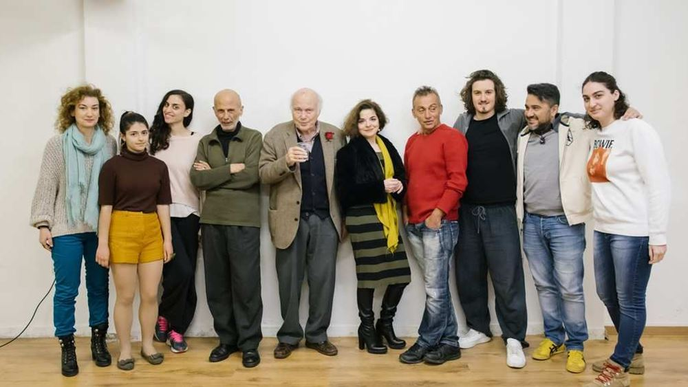 Πρεμιέρα σήμερα για το θεατρικό του Π. Τακόπουλου