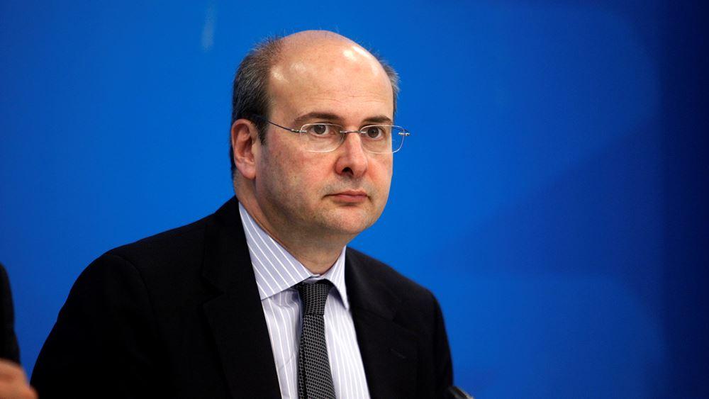 Κ. Χατζηδάκης: Η ΝΔ χρειάζεται ανανέωση με ποιότητα