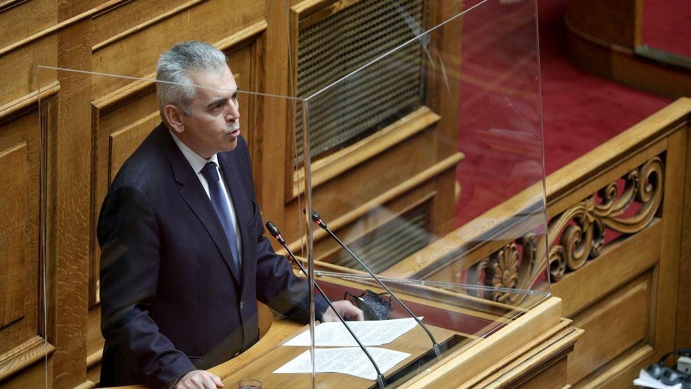"""Χαρακόπουλος στη EUROPOL: """"Συναγερμός ασφάλειας στην Ευρώπη για το μεταναστευτικό"""""""