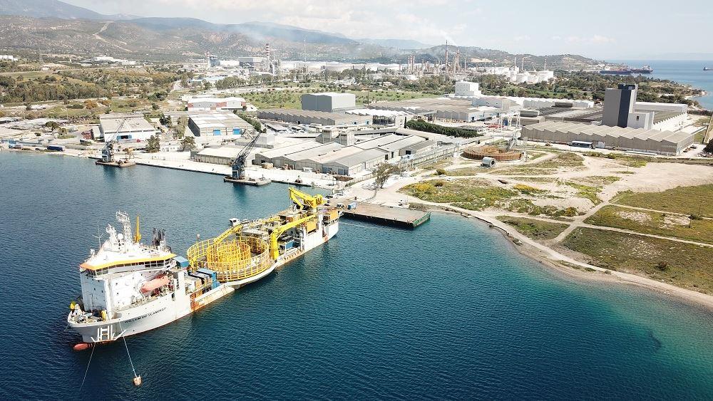 Σε Ελληνικά Καλώδια και Fulgor η  ηλεκτρική διασύνδεση Σκιάθου αξίας 43 εκατ. ευρώ