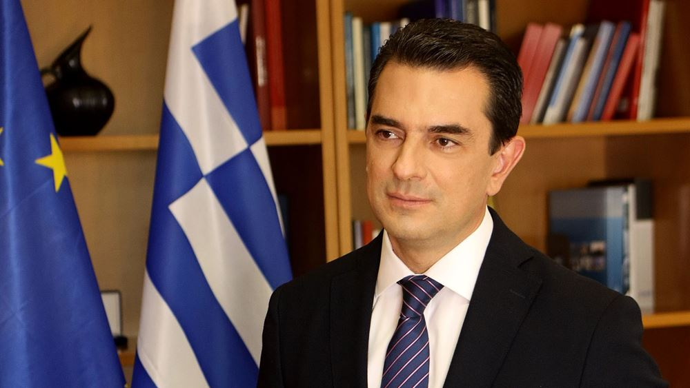 Κ. Σκρέκας για ΔΕΠΑ Υποδομών: Ψήφος εμπιστοσύνης στην ελληνική οικονομίαη βελτιωμένη προσφορά της ITALGAS