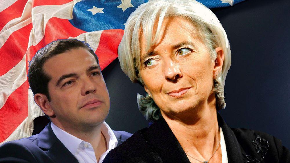 """Τσίπρας-Lagarde: Αρχίζει το """"παζάρι""""- Ο γεωπολιτικός ρόλος της χώρας στην εξίσωση """"επενδύσεις"""""""