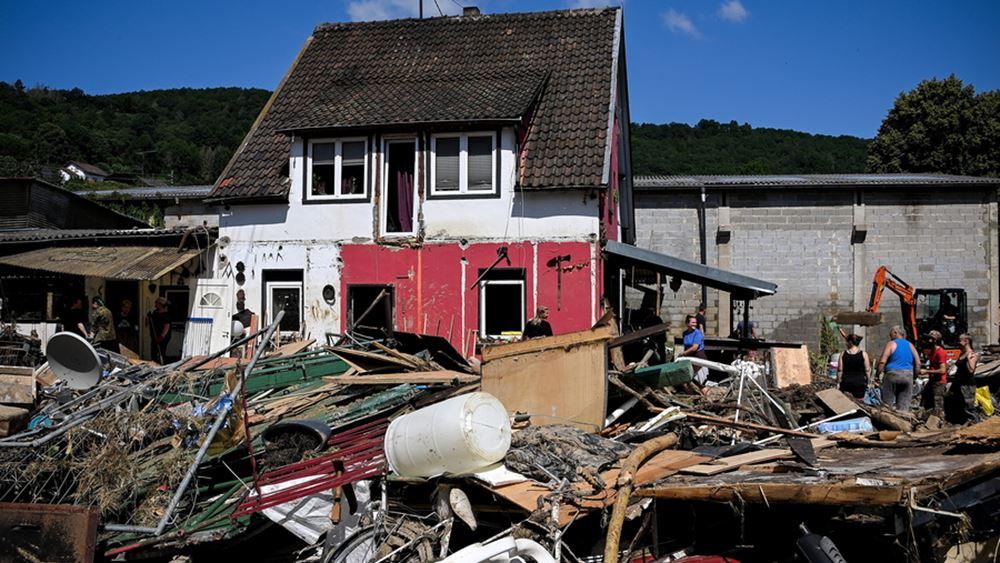 Γερμανία Πλημμύρες