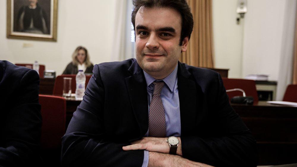 Κυρ. Πιερρακάκης: Τέλος του 2020 θα γίνει η δημοπράτηση του δικτύου 5G