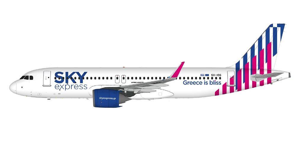 Η SKY express συνεργάζεται με τον Νο1 παγκόσμιο προμηθευτή κινητήρων CFM