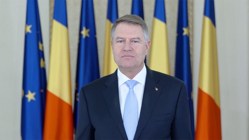 Ρουμανία: Ο κεντροδεξιός Κλάους Γιοχάνις επανεξελέγη πρόεδρος της χώρας