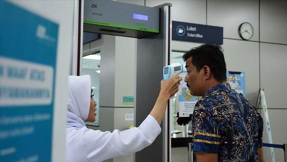 Κορονοϊός: Ξεπέρασαν το ένα εκατομμύριο τα κρούσματα στην Ινδονησία
