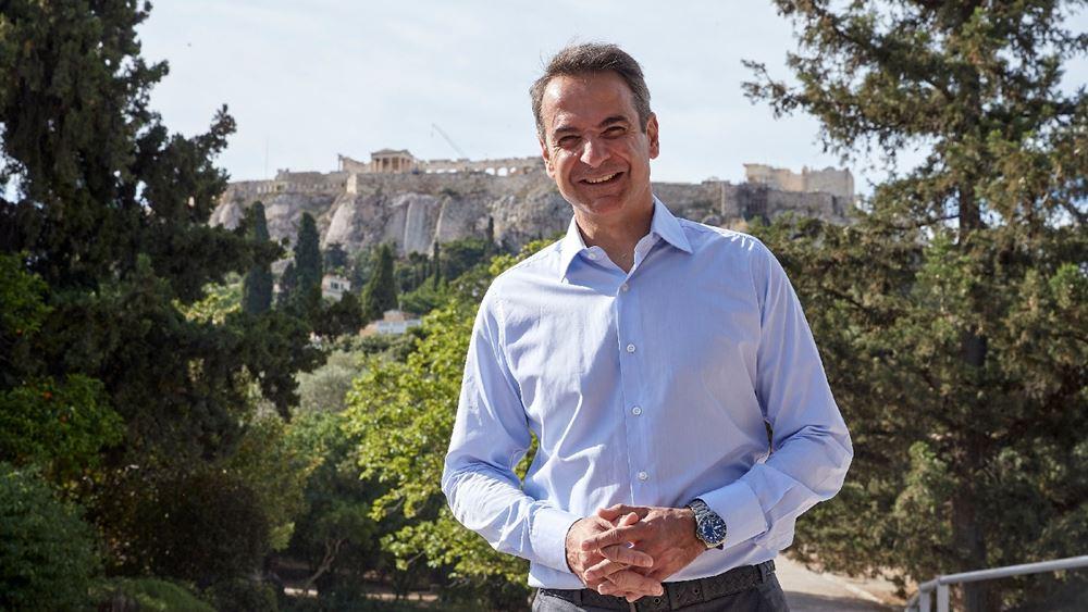Κ. Μητσοτάκης: Δε νοείται Ελλάδα χωρίς ανοιχτούς αρχαιολογικούς χώρους και χωρίς ανοιχτά μουσεία