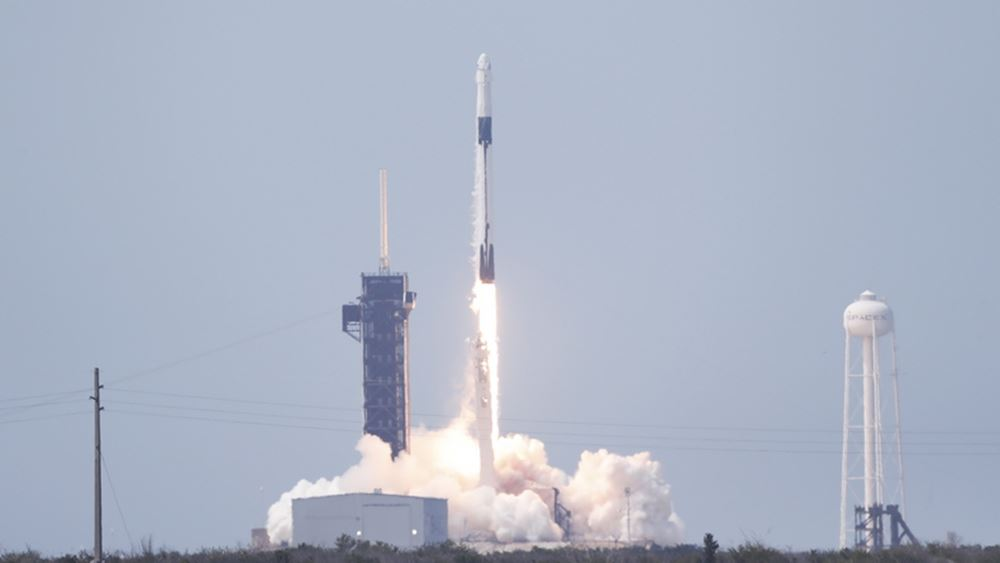 Επιτυχής η εκτόξευση του Falcon 9 της SpaceX - Πρώτη επανδρωμένη αποστολή των ΗΠΑ στο Διάστημα εδώ και 9 χρόνια