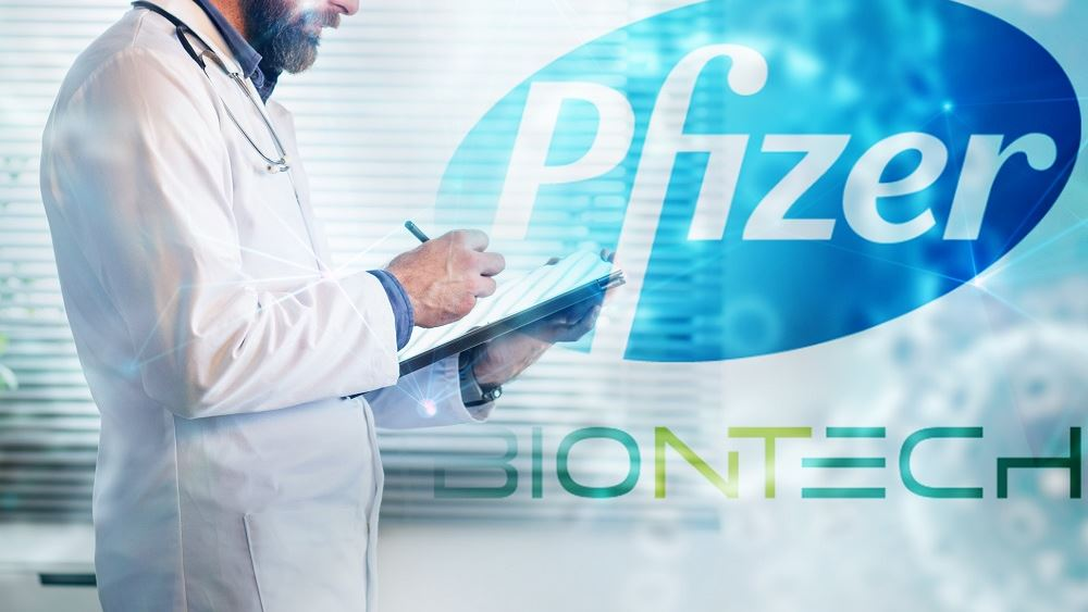 Pfizer-ΒioNTech: Υπέβαλαν στον FDA τα στοιχεία των κλινικών δοκιμών του εμβολίου σε παιδιά 5-11 ετών