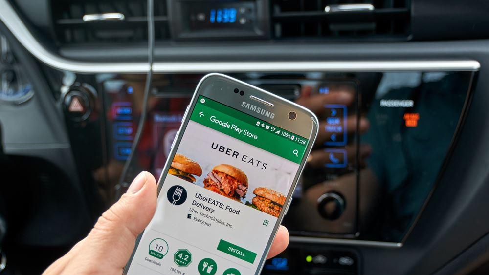 """Το δεύτερο """"χρυσωρυχείο"""" της Uber: η υπηρεσία διανομής φαγητού Uber Eats"""
