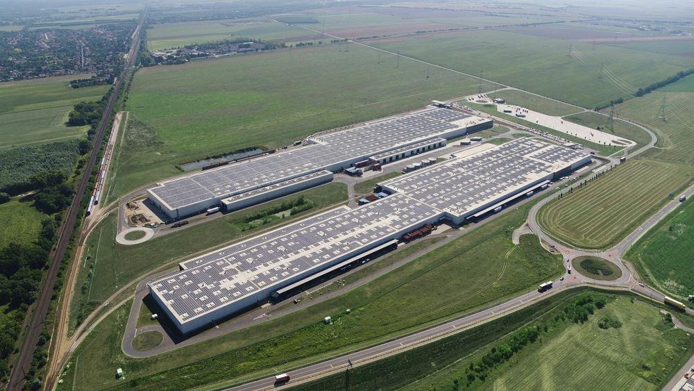 Μηδενικό αποτύπωμα άνθρακα για το εργοστάσιο της Audi στην Ουγγαρία