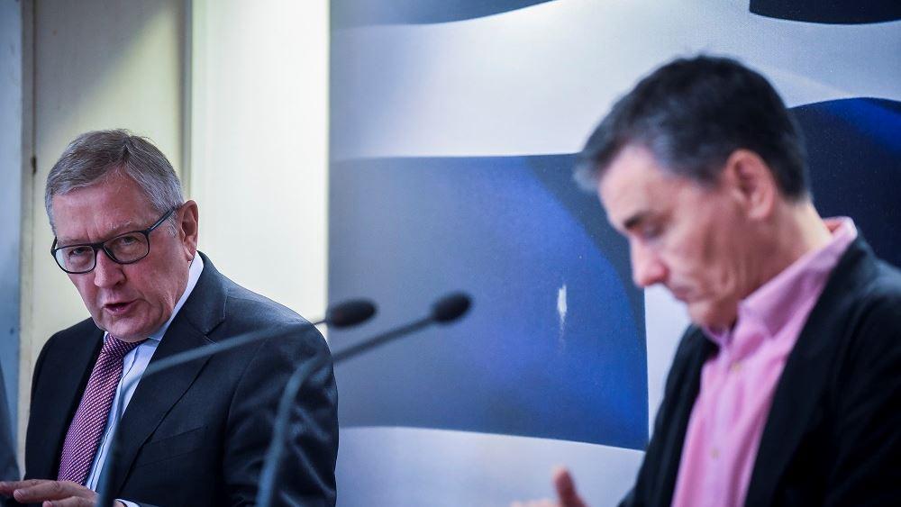 Ρέγκλινγκ: Έλαβα διαβεβαιώσεις ότι θα εφαρμοσθούν οι μεταρρυθμίσεις