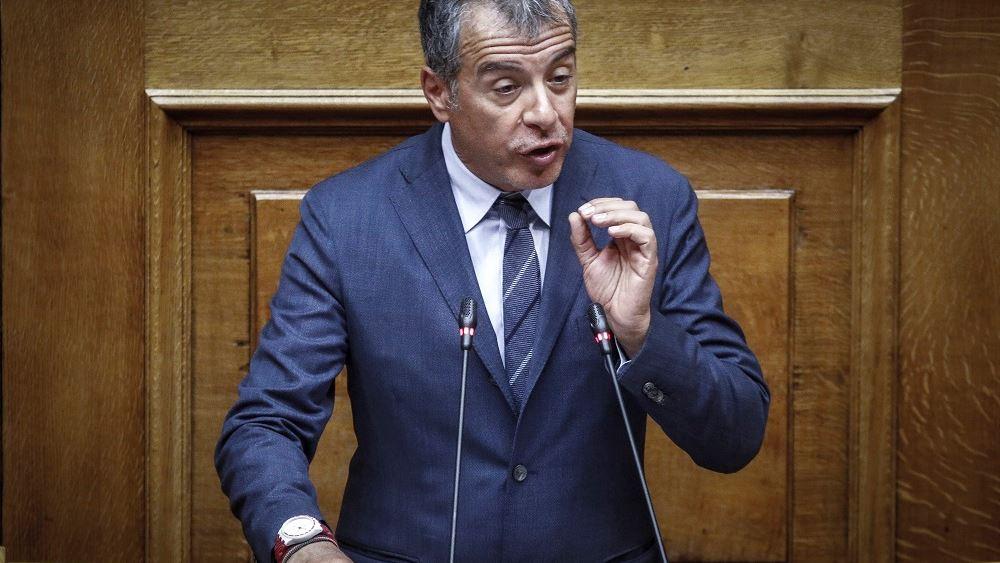 Στ. Θεοδωράκης: Το Ποτάμι φιλελεύθερη φωνή που ψηφίζει και μη κρατικά πανεπιστήμια και θρησκευτική ουδετερότητα