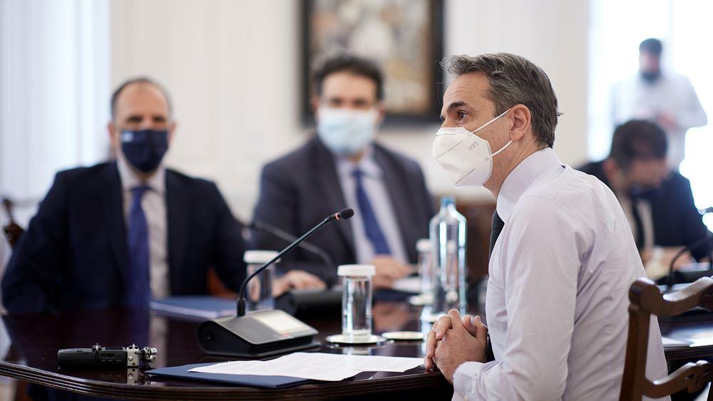 Μητσοτάκης σε Υπουργικό Συμβούλιο: Με τον σχεδιασμό του αύριο διορθώνουμε και τις αδικίες του χθες