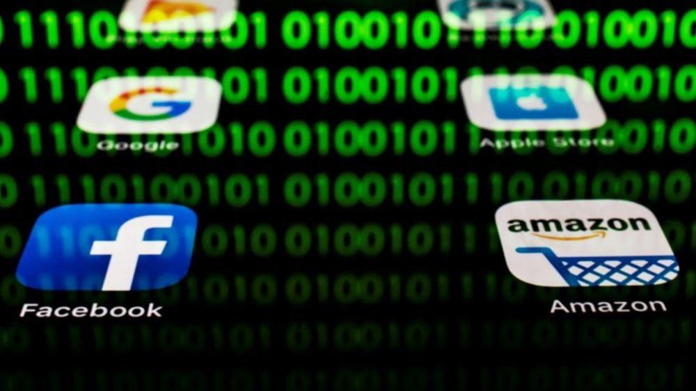 Η Βρετανία πιέζει για φόρο στις τεχνολογικές εταιρείες, παρά την ένταση με την Ουάσινγκτον