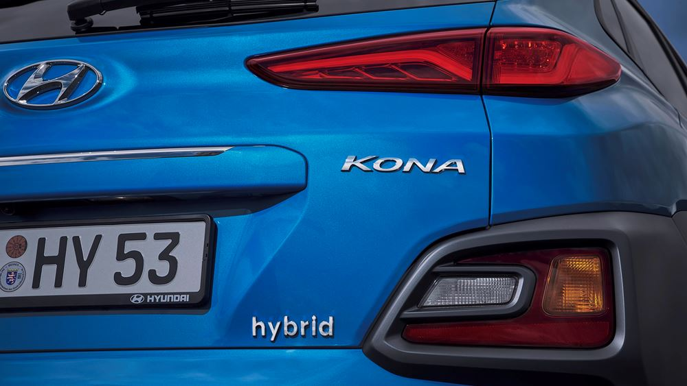 Το Νέο KΟΝΑ Hybrid 1.6 141ps 6-DCT με προνομιακό επιτόκιο 3,9%