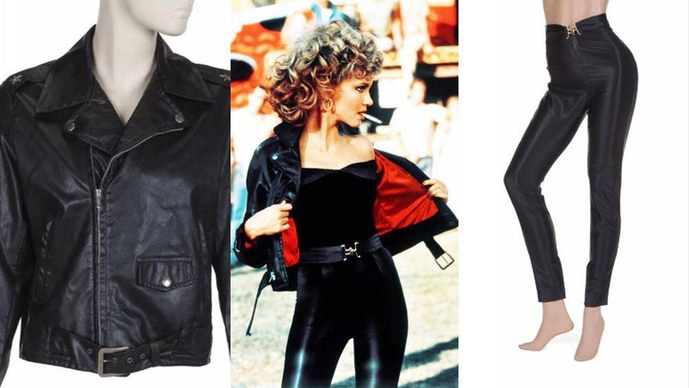 Για 405.700 δολάρια πωλήθηκε το σύνολο που φορούσε στο Grease η Ολίβια Νιούτον-Τζον