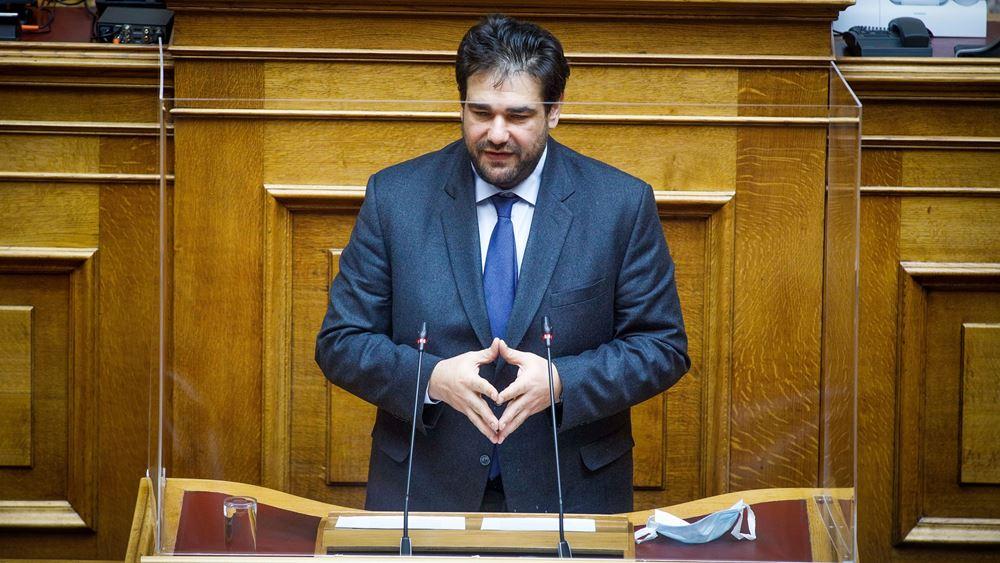Βουλή: Ο Θ. Λιβάνιος κάλεσε την αντιπολίτευση να συνταχθεί υπέρ του ν/σ για τα ζώα συντροφιάς