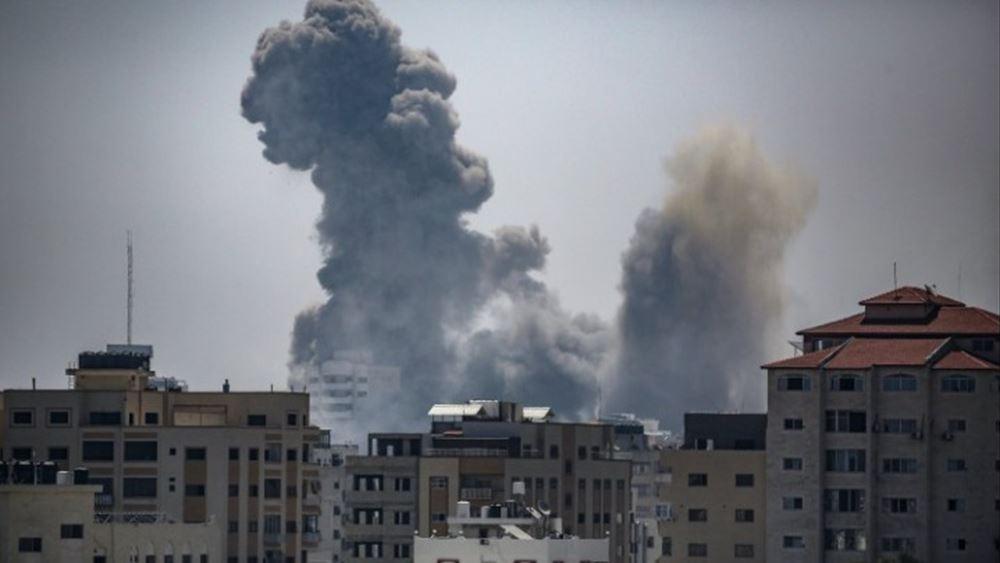 Ισραήλ: Βομβάρδισε υπόγειες σήραγγες της Χαμάς -  42.000 Παλαιστίνιοι έχουν εγκαταλείψει τα σπίτια τους