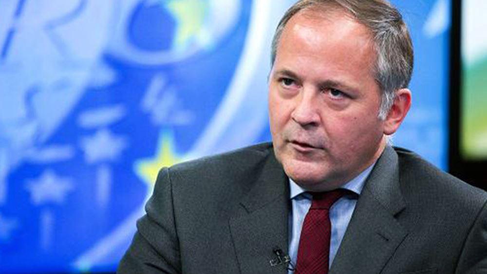 Coeure (ΕΚΤ): Νωρίς να μιλήσουμε για αύξηση των επιτοκίων