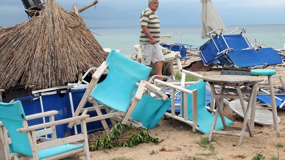 ΕΟΤ: Ομαλοποιείται η κατάσταση στα τουριστικά καταλύματα της Χαλκιδικής