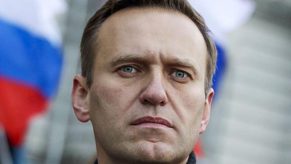 Ρωσία: Ο Ναβάλνι κινδυνεύει να εμφανίσει νεφρική ανεπάρκεια εξαιτίας της απεργίας πείνας