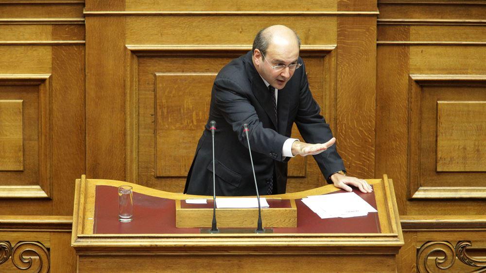 Κ. Χατζηδάκης προς ΣΥΡΙΖΑ: Αφήσατε εκκρεμότητες στην ΔΕΗ