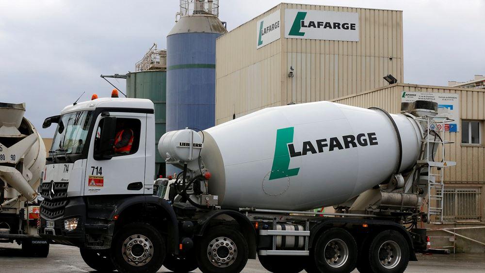 Γαλλία: Αποσύρθηκαν οι κατηγορίες κατά της Lafarge για συνέργεια σε εγκλήματα κατά της ανθρωπότητας