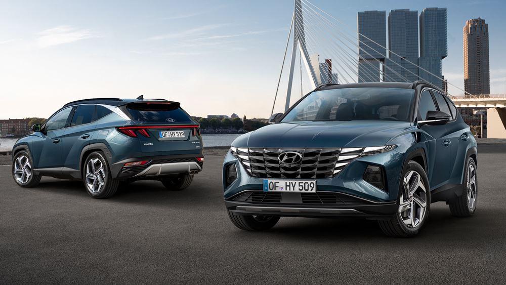 H Hyundai αποκαλύπτει το νέο Tucson