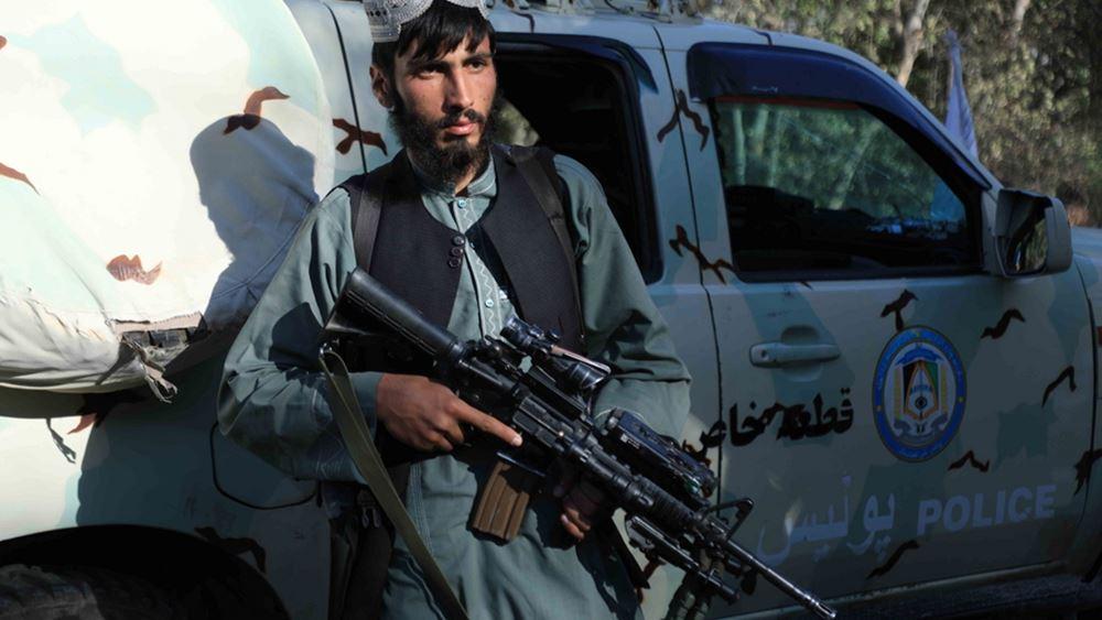 """""""Τέλος εποχής"""" η είσοδος των Ταλιμπάν στην Καμπούλ"""